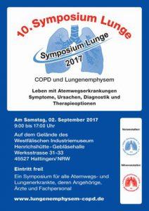 Symposium Lunge 2017